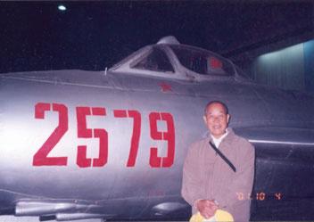 空军战斗英雄李纯光讲述他奉命驾机歼敌的战斗故事-- (转载) - 展广植 - 展广植的博客